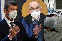 Koronavirus ONLINE: 9446 nových případů za středu. V nemocnicích stále téměř 6 tisíc lidí