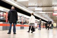Komplikace v metru: Do léta ho kvůli opravám čekají čtyři výluky, první začne o víkendu