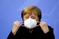 Žádné rozvolňování v Německu: Prodloužilo karanténu do 7. března, naději mají jen školy