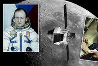 Remkův nástupce na Měsíc? Agentura hledá posily, bere i padesátileté Čechy