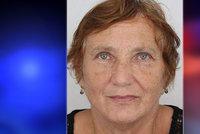 Hledá se Jarmila (72) z Písku: Žena trpí psychickými problémy