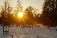 Další mrazivý týden? Pražané si sníh a náledí ještě užijí, oteplení přijde s víkendem