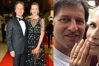 Kráska Peštová a kat ze SuperStar Habera překvapili fotkou: Po 20 letech konečně svatba?!