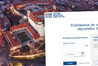 Slováci odstartovali sčítání lidu. Čaputovou v online premiéře potrápil internet