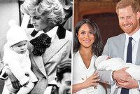 Meghan oznámila těhotenství stejně jako Diana (†36)! Jen o 37 let později...