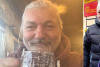Daniel Hůlka protestuje dál: Nejdřív vrátil metál, teď šel na pivo!