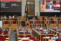 Méně zastupitelů a žádné kontroverzní tisky na jednání, žádá pražská opozice. Nechce se promořovat