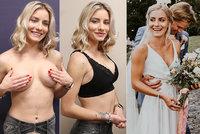 »Ledová královna« Natálka ze Svatby po plastice: Vyvalila své nové čtyřky! Co na ně říkáte?