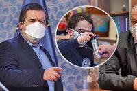Prymula varuje před rakouskou cestou: Ne všechny antigenní testy se hodí pro školáky, tvrdí