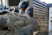 V Praze ubývají volná lůžka pro covidové pacienty. Situace se mění každou hodinu