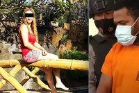 """Zdrcená maminka Adriany (†29) ubodané na Bali: """"Její tělo zpopelnili na ostrově bohů!"""""""