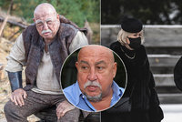 Poslední role Andreje Hryce (†71): Premiéry už se nedožil!
