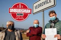 Ombudsman Blesku pomohl: Padla tučná pokuta za nelegální skládku!