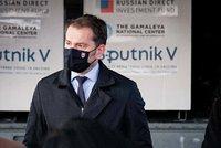 Slovensko odtajnilo smlouvu o nákupu Sputniku. Musí za vakcíny zaplatit, i když je nezíská