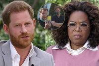 Harry před rozhovorem rozzuřil Oprah: Porušil exkluzivitu a připravil ji o prvenství!