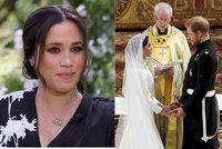 Meghan a Harry konečně kápli božskou o tajné svatbě! Co se stalo tři dny před obřadem?
