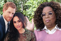 Pravda o balíku za zpověď Meghan a Harryho: Oprah inkasovala 155 milionů! A kolik oni?