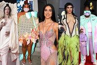 Dráždivé i nevkusné Grammy 2021: Kdo ukázal nejvíc kůže a kdo si zadělal na ostudu?!