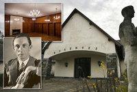 Sídlo nacistické zrůdy Goebbelse se otevře lidem: Bude v něm veganská restaurace i homeopatické středisko?