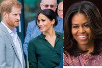 Reakce Michelle Obamové na rozhovor u Oprah: Nečekaná výzva pro Meghan a Harryho!
