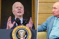 Putin je zabiják, opřel se Biden do ruského prezidenta: Za snahu ovlivnit volby zaplatí