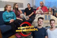 Zámečtí páni Matěj Stropnický a hvězda Ordinace Daniel Krejčík: Šli do Výměny manželek!
