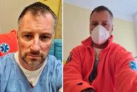 Moderátor Petr Vágner jde příkladem, pracuje v nemocnici jako dobrovolník: Má to smysl!