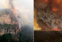 Australské lesní požáry vyprodukovaly tolik kouře, jako masivní erupce sopky, tvrdí studie