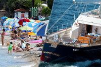 Češi už si plánují léto na jachtě. Nejvíc zarezervovaných lodí mají v Chorvatsku