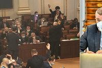Sněmovna bude opět řešit nouzový stav. Projednat má i až třímilionové sankce pro podnikatele