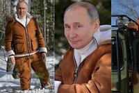 Sibiřský vlk v rouše beránčím: Putin se navlékl do ovčí kůže a zacílil na kritiky