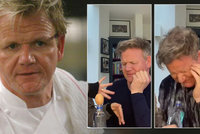 Věhlasný šéfkuchař Gordon Ramsey: Dcera (19) ho ponížila před celým světem!