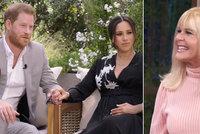 Harry a Meghan během rozhovoru s Oprah: Expertka na řeč těla řekla, kdy lhali!