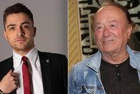 Talentovaný vnuk (25) Petra Jandy (78): Kvůli dědovi na mě někdy koukají skrz prsty!