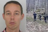 Jan (36) nechal dopis na rozloučenou a zmizel: Pátrači na Sokolovsku našli jeho auto a mobil