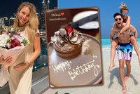 Těhotná Jágrova ex Kopřivová slaví 30. narozeniny: Oslava v Dubaji a životní bilance!