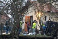 Střelba na Plzeňsku: Muž v noci vnikl do cizího domku, majitel ho zastřelil