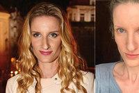Moderátorka Adela Vinczeová (40) bez make-upu: Odhalila nedostatek, který trápí spoustu žen!