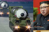 KLDR odpálila dvě rakety a znervóznila Japonce. Analytik varoval před ignorací Kima