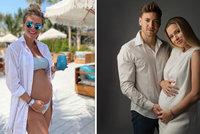 Těhotná Jágrova bývalka Kopřivová: Kyne u šejků! Po čem se jí stýská?
