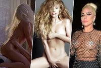 Neřestné okamžiky oslavenkyně Lady Gaga (35): Filmové orgie, vystrčený rozkrok i odhalená prsa!
