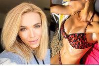 Sexy Mašlíková potřebuje před rozvodem dovolenou: Tasila prsa jako žhavá leopardice!