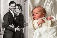 Královská rodina se opět rozrostla: Po covidu v těhotenství přišel třetí chlapeček!