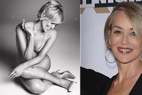 Sharon Stoneová se zlobí: Udělali jí o číslo větší prsa, zatímco spala!