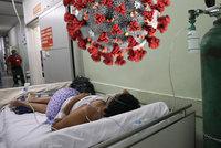Apokalypsa v Brazílii: Tisíce mrtvých dětí a poutání pacientů kvůli nedostatku léků