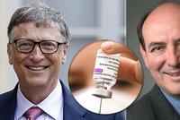 Skromný Slovák pracoval pro Pfizer, nyní dělá pro Billa Gatese a zabezpečuje pro svět vakcíny