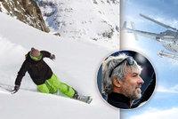 Heliskiing: Adrenalinová zábava připravila o život Kellnera (†56). Zabila ale už více Čechů