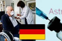 Rána očkovací strategii: Německo má kvůli omezením pro AstraZeneku potíže plnit plány