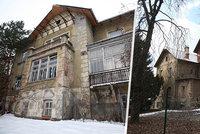Dříve honosná brněnská vila je na spadnutí: Podaří se zachránit kulturní dědictví?