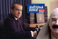 Velitel Watergate: Zemřel agent FBI, co se zvrhl a pro Nixona dělal špinavou práci